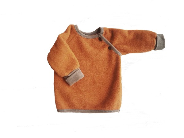 Kinder Wollfleece Pullover